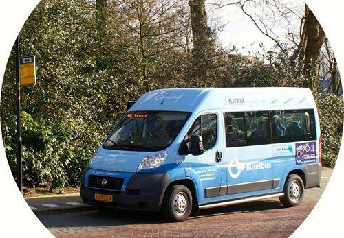 Meer openbaar vervoer