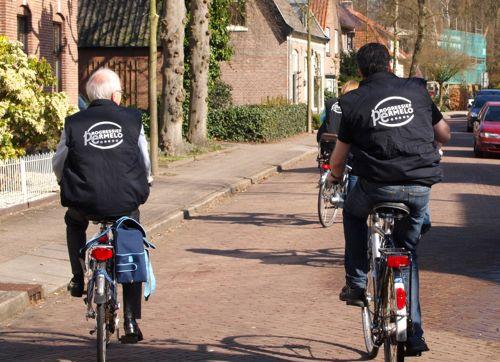 Meer fiets, minder auto