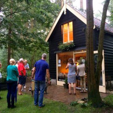 Nieuw vergaderseizoen geopend met excursie