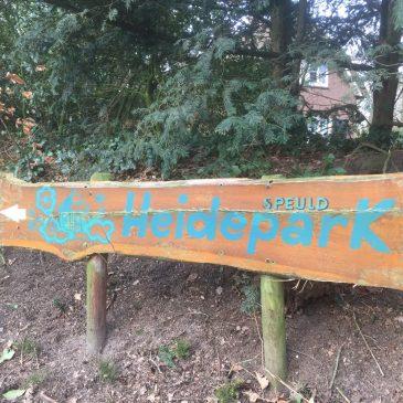 Heidepark Speuld, een werkbezoek