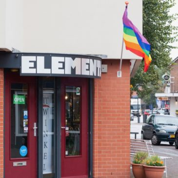Ermelo zet Coming Out dag op de kaart