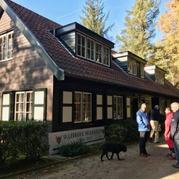 Landgoed Ullerberg; een werkbezoek