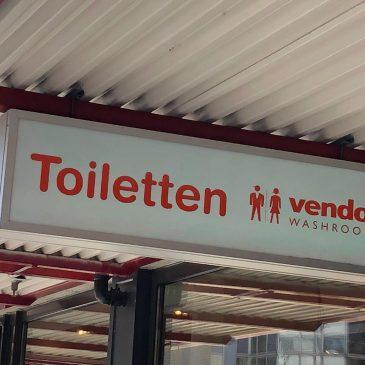 Hoge nood en geen toilet in de buurt