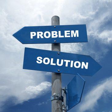 Probleem en oplossing…