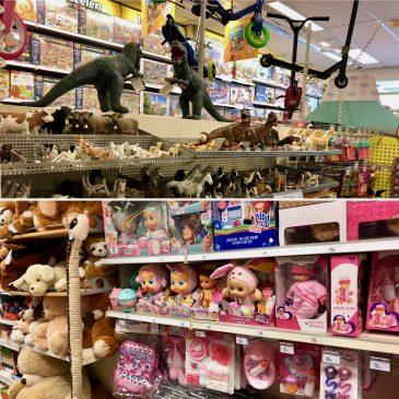 Speelgoedactie voor kinderen van de voedselbank