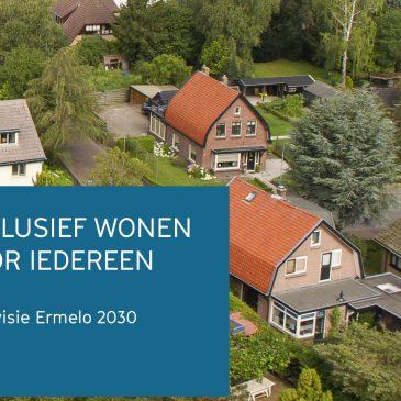 """Woonvisie 2030 – """"Exclusief wonen voor iedereen"""""""
